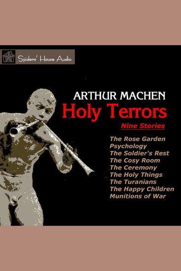 Holy Terrors - Nine Stories - cover
