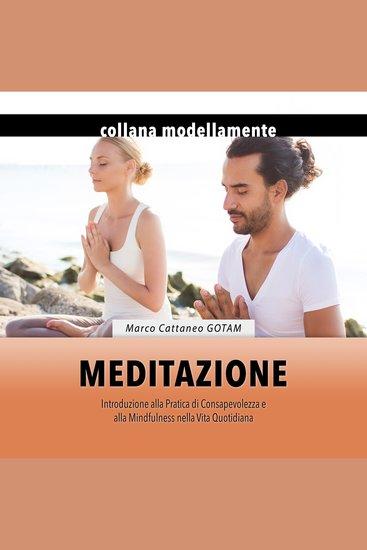 Meditazione: Introduzione alla Pratica di Consapevolezza e alla Mindfulness nella Vita Quotidiana - cover