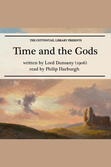 The Time and the Gods - cover