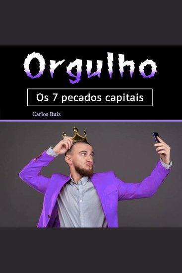Orgulho - Os 7 pecados capitais (Portuguese Edition) - cover