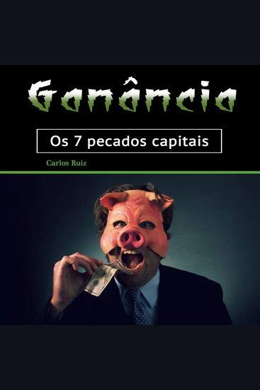 Ganância - Os 7 pecados capitais (Portuguese Edition) - cover