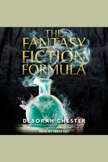 The Fantasy Fiction Formula - cover
