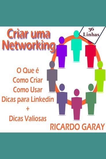 Como criar sua Networking - cover