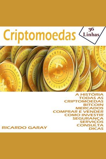 Criptomoedas - cover