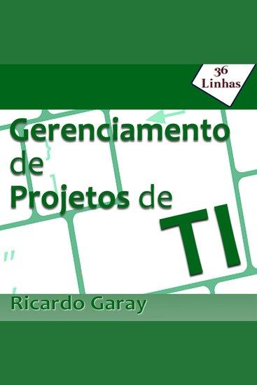 Gerenciamento de Projetos de TI - cover