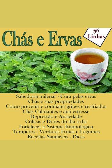 Chás e Ervas - cover