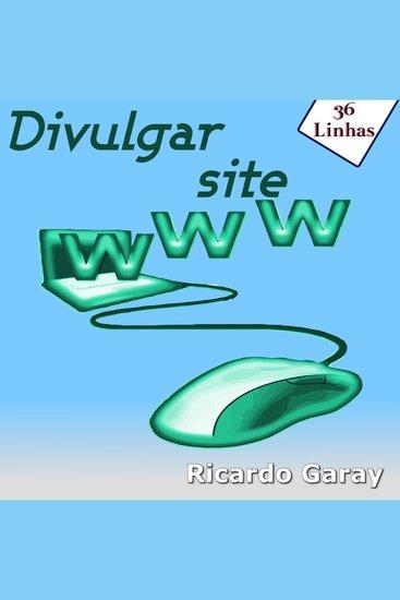 Divulgar site - cover