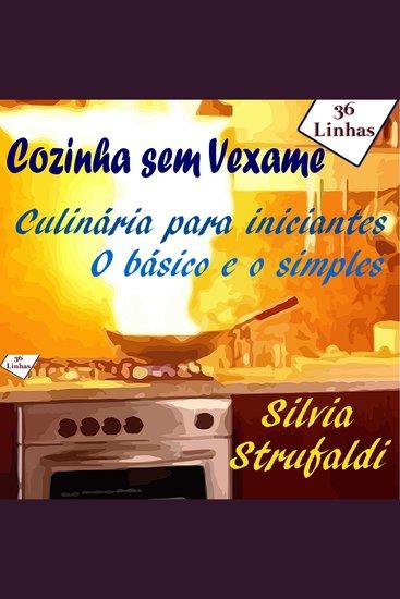 Cozinha sem Vexame - cover
