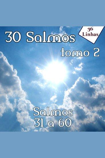 30 Salmos - tomo 2 - cover