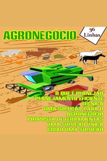 Agronegócios - cover