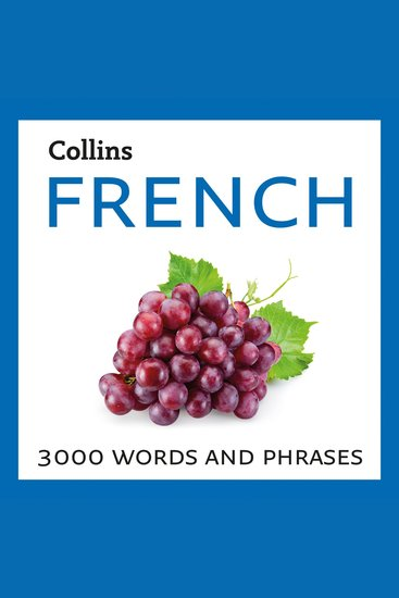 Collins French Audio Dictionary - cover
