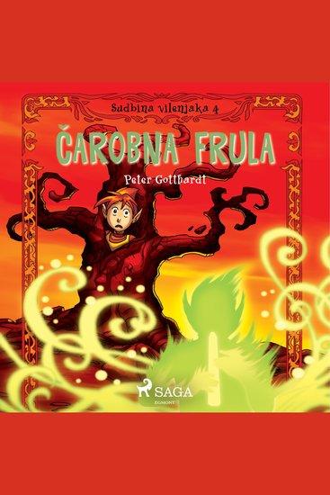 Sudbina vilenjaka 4: Čarobna frula - Sudbina vilenjaka - cover