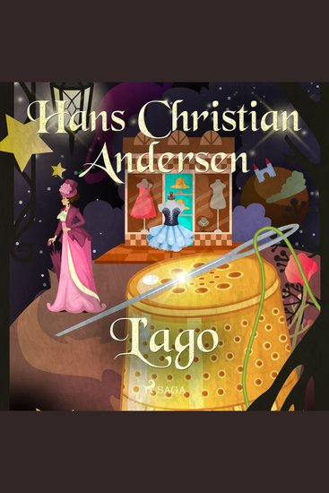 L'ago - Hans Christian Andersen's Stories - cover