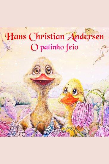 O patinho feio - Os Contos de Hans Christian Andersen - cover