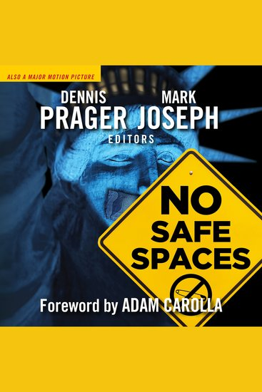 No Safe Spaces - Also A Major Motion Picture - cover