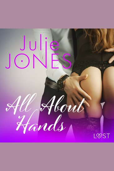 All About Hands - erotic short story - cover