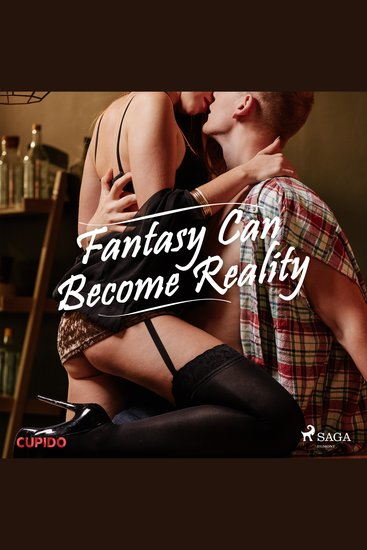 Fantasy Can Become Reality - cover