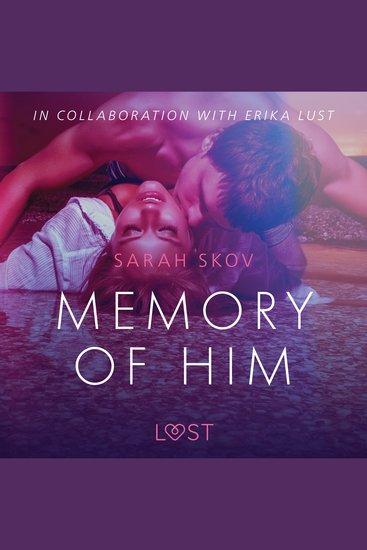 Memory of Him - erotic short story - cover