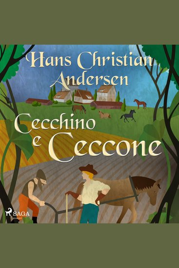 Cecchino e Ceccone - Le fiabe di Hans Christian Andersen - cover