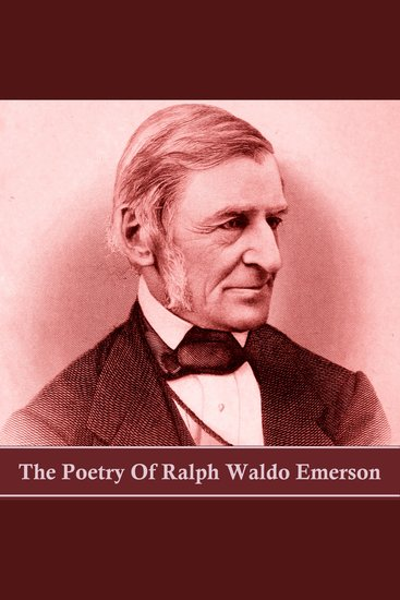 The Poetry of Ralph Waldo Emerson - cover