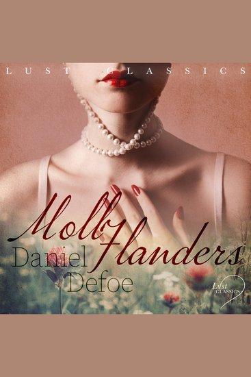 LUST Classics: Moll Flanders - cover