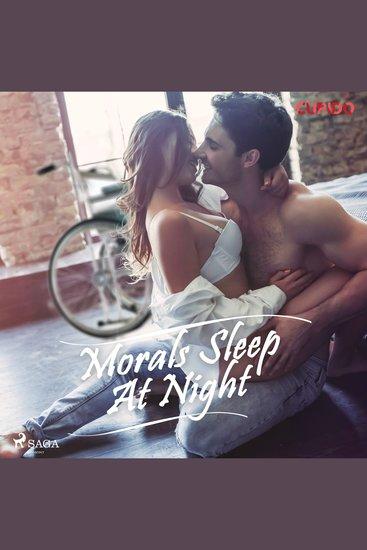 Morals sleep at night - cover