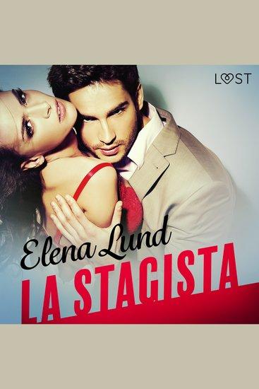 La stagista - Breve racconto erotico - LUST - cover
