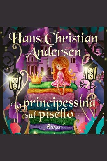 La principessina sul pisello - Hans Christian Andersen's Stories - cover