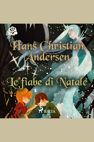 Le fiabe di Natale - H C Andersen Stories - cover