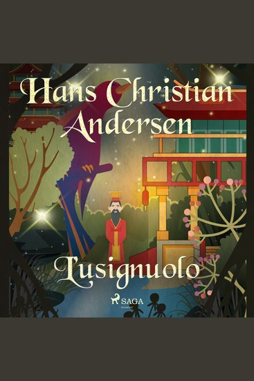L'usignuolo - Hans Christian Andersen's Stories - cover