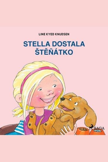 Stella dostala štěňátko - Stella a Ema - cover