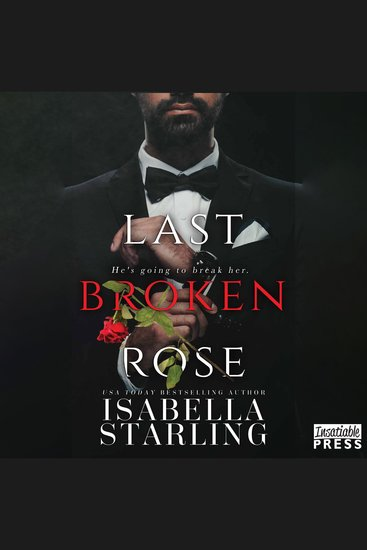 Last Broken Rose - Rose and Thorn Book Three - cover