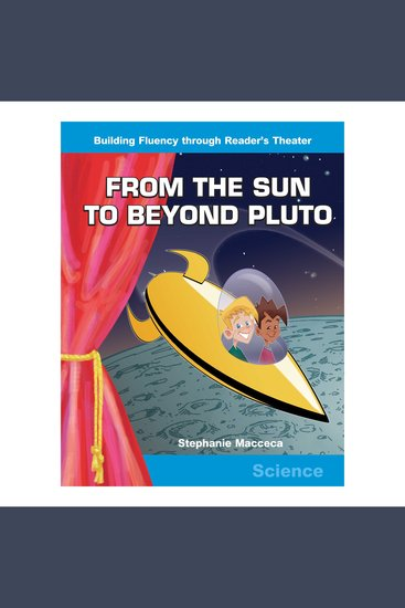 From the Sun to Beyond Pluto - cover