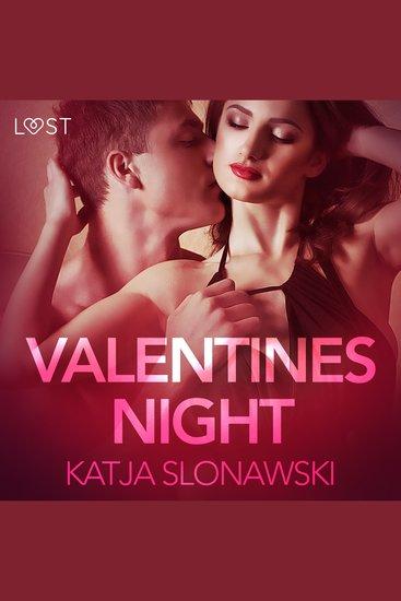 Valentine's Night - Erotic Short Story - cover