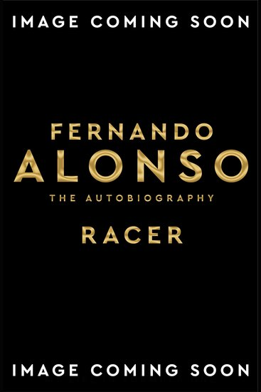 Racer - The Autobiography - cover