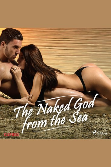 The Naked God from the Sea - cover