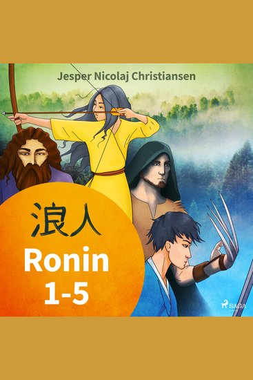 Ronin 1-5 - cover