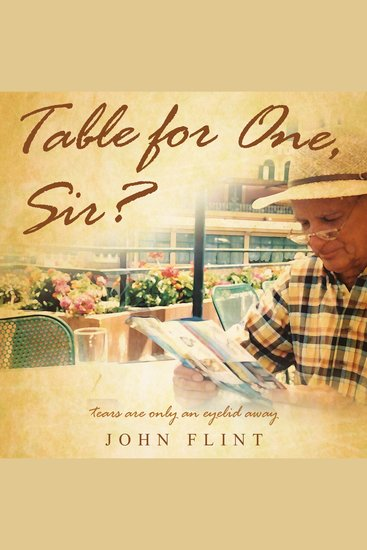 Table for One Sir? - cover