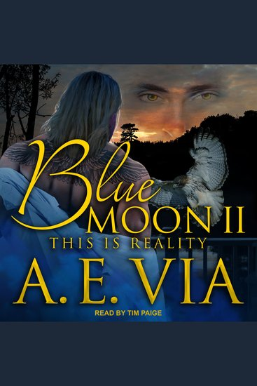 Blue Moon II - This is Reality - cover