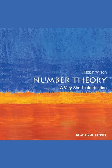 Number Theory - A Very Short Introduction - cover