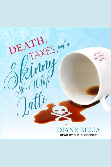 Death Taxes and a Skinny No-Whip Latte - cover