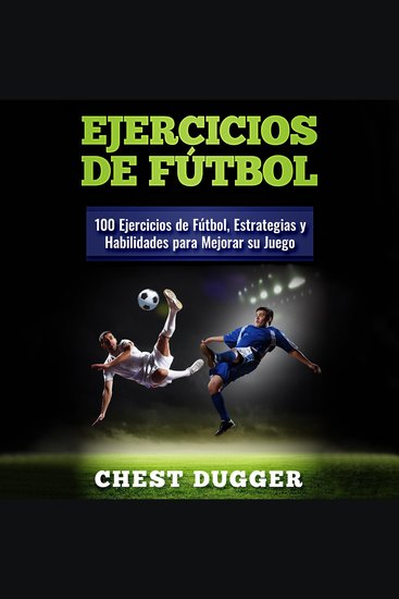 Ejercicios de fútbol - cover