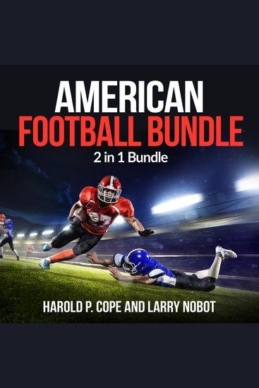 American football Bundle: 2 in 1 Bundle Football Soccer - cover