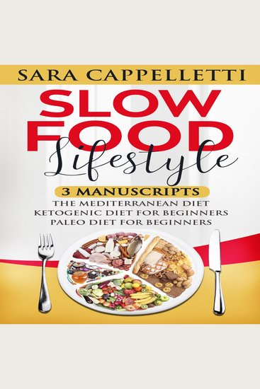 Slow Food Lifestyle - cover