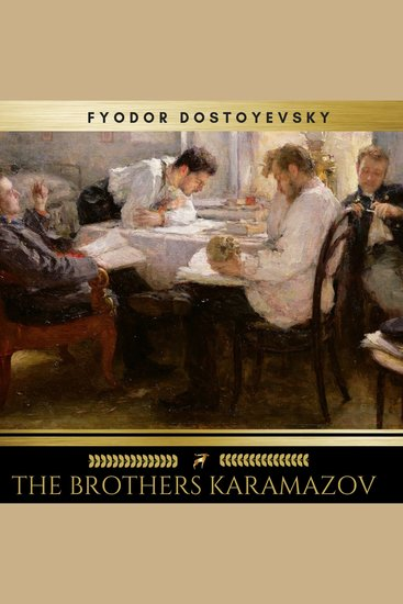 The Brothers Karamazov - cover