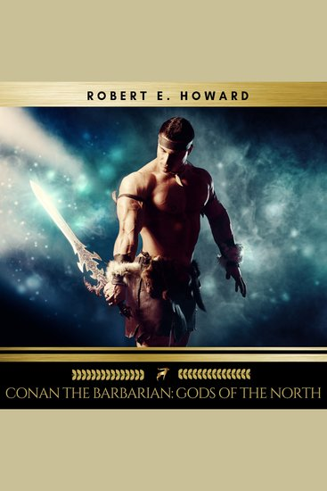 Conan the Barbarian: Gods of the North - cover