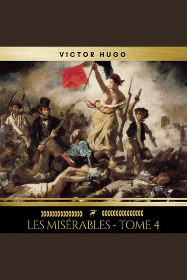 Les Misérables - tome 4 - cover