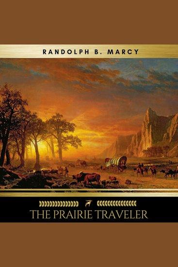 The Prairie Traveler - cover