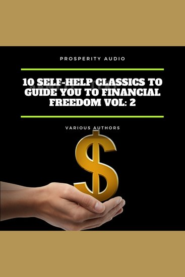 10 Self-Help Classics to Guide You to Financial Freedom Vol: 2 - cover