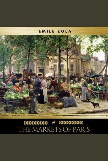 The Markets of Paris - cover